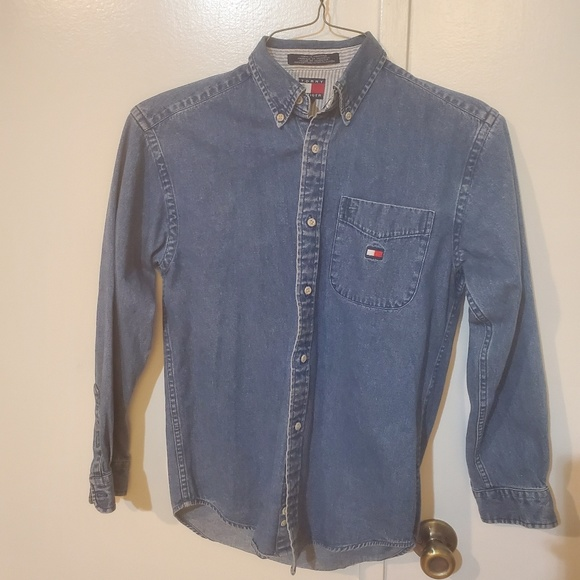 Tommy Hilfiger Jackets & Blazers - Tommy hilfiger vintage jacket